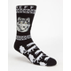 NEFF Wolf Mens Crew Socks