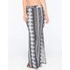 FULL TILT Ethnic Print Maxi Skirt