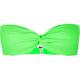 FULL TILT Solid Twist Bikini Top