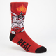 REAL SKATEOBARDS Kitten Lord Mens Crew Socks