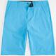 VOLCOM Frucking Drip-Dry Mens Hybrid Shorts