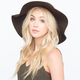 Felt Womens Floppy Hat