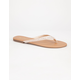 CELEBRITY NYC Bling Womens Flip Flop Sandals