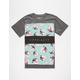 LIRA Halves Mens T-Shirt