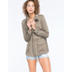 ASHLEY Flap Front Womens Anorak Jacket