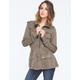 ASHLEY Button Flap Womens Anorak Jacket