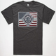 ELEMENT MTE USA Mens T-Shirt