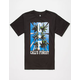 CALI'S FINEST Palm Trees Mens T-Shirt