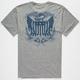 MADSON OF AMERICA War Eagle Mens T-Shirt