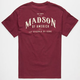 MADSON OF AMERICA Winchester Mens T-Shirt