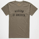 MADSON OF AMERICA Keystone Mens T-Shirt