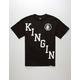 LAST KINGS Kingin Mens T-Shirt