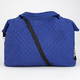 UNDER ONE SKY Nylon Reversible Duffel Bag