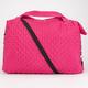 UNDER ONE SKY Nylon Reversible Duffel Bag
