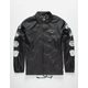 QUIKSILVER Death By Stereo Mens Jacket
