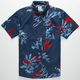 QUIKSILVER Scorpion Forest Mens Shirt