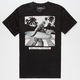 RIOT SOCIETY Believe The Hype Mens T-Shirt