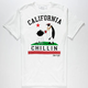 RIOT SOCIETY California Chillin Mens T-Shirt