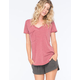 OTHERS FOLLOW Womens Pocket Tee