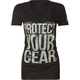 FOX Protect Your Gear Womens Tee