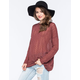 VOLCOM Free To Go Womens Pullover Sweater
