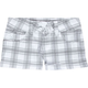 YMI Plaid Girls Shorts