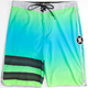 HURLEY Phantom Block Party Destroy 2 Mens Boardshorts
