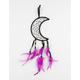 WendyLou Crescent Moon Dreamcatcher