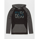 RVCA Graham Stacked Boys Lightweight Hoodie