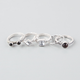 FULL TILT 5 Piece Stackable Stone Rings