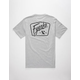 FYASKO Bolted Mens T-Shirt