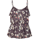 FULL TILT Butterfly Ruffle Womens Cami
