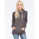 FULL TILT Essential Womens Tunic Pullover
