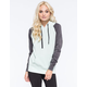 FULL TILT Essential Colorblock Womens Pullover Hoodie