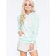 FULL TILT Essential Marled Womens Pullover Hoodie