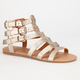 CELEBRITY NYC Olive Womens Sandals