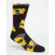 NEFF x The Simpsons Steezy Bart Mens Crew Socks