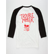 NEFF x The Simpsons Trouble Maker Mens Baseball Tee