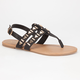 CELEBRITY NYC Cleo Womens Sandals