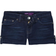 VIGOSS Roll Cuff Girls Denim Shorts