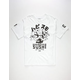 NEFF x The Simpsons Springfield Sushi Mens T-Shirt