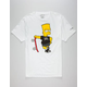 NEFF x The Simpsons Too Cool Mens T-Shirt