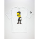 NEFF x The Simpsons Steezy Mens T-Shirt