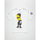 NEFF x The Simpsons Steezy Boys T-Shirt
