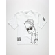 NEFF x The Simpsons Big Steeze Boys T-Shirt