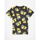 NEFF x The Simpsons Steezy Bart Mens T-Shirt