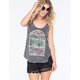 NEFF Woodstock Collection Turned Womens Tank