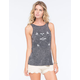 NEFF Woodstock Collection Arrow & Feather Womens Tank