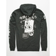 NEFF x The Simpsons Wasabi Mens Hoodie