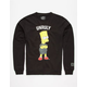 NEFF x The Simpsons Unruly Mens Sweatshirt.